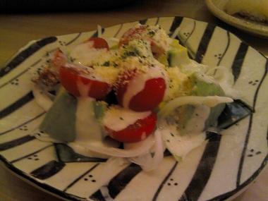 夏のサラダ!!