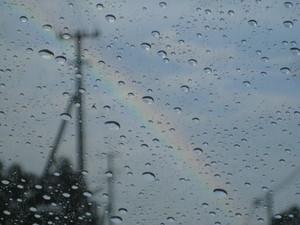 虹のむこうに♪