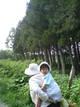 初♪親子3代 山歩き