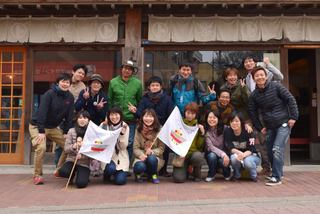 気楽会の観光案内課、2014年シーズンがスタート!