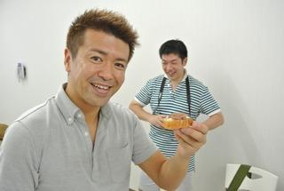 気仙沼の夏休み①(スタート~波座物産)