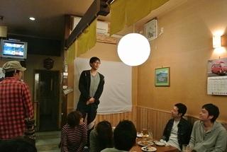 気楽会7周年記念飲み会!