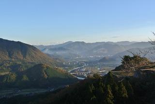 竹田城跡からの絶景!