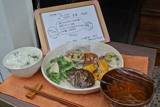 「ごはん食堂 m table.」さんの幸せランチ!