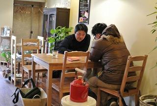 遠刈田の台湾喫茶「慢瑤茶(まんようちゃ)」
