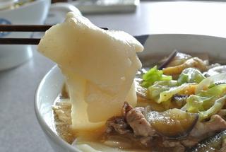 丸光製麺さんの「うどん屋さんのはっと」
