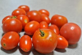 トマト尽くしの晩ごはん!