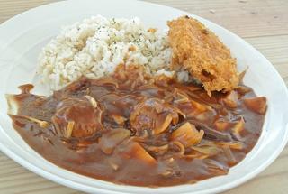 洋食レストラン「りぼん」さんで初ランチ!