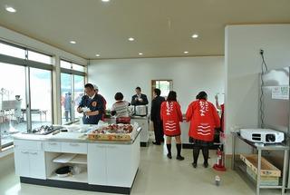 「女川水産業体験館 あがいんステーション」、グランドオープン!