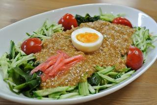 セボラ風ジャージャー麺