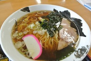 ミニ活穴子天丼&ラーメンセット