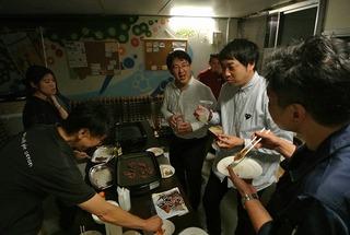 鹿肉BBQ&試食会!(女川鹿族プロジェクト)