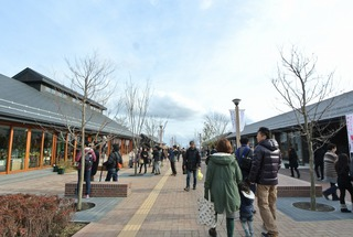 女川駅前商業エリア、オープンしました!