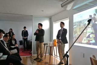 女川フューチャーセンター「Camass」1周年記念イベント!