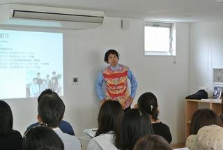 丸の内朝大学ツアー受け入れ!