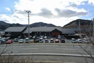 ハマテラスの駐車場もオープン!
