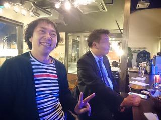 小松さんと新年会!