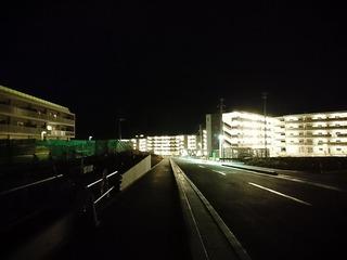 新しい道路!新しい風景!