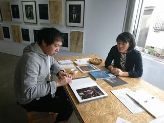 鈴木麻弓さんの写真展に行ってきました!