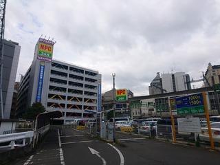 仙台駅東口に車を泊めるなら!