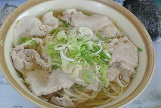 「キッチンきむら」さんの和風ラーメン(出前)