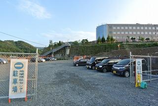 女川駅前から地域医療センターへの徒歩ルート