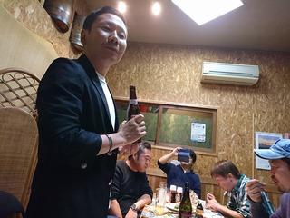 気楽会11周年飲み会!