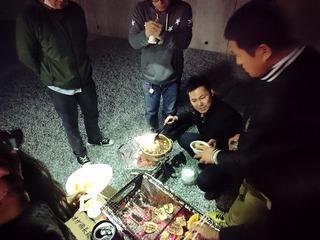 鎌田醤油さんを訪問