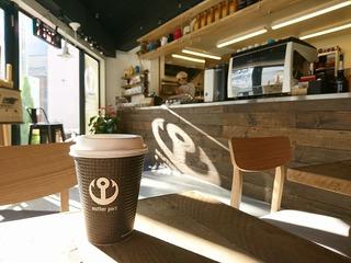 MOTHER PORT COFFEE 東北大学病院前店でモーニング!