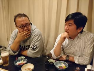 土井親方の「縁」で絶品料理を堪能!