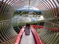 福島市の十六沼公園