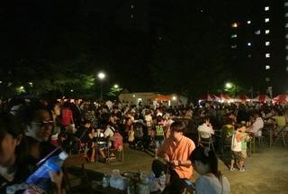 イツフェス2013、初日の開催風景!