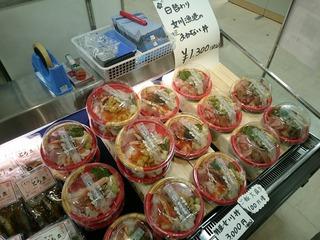 上野松坂屋で女川丼!(12日まで)