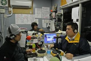 女川さいがいFM(かこうけんラジオ)に潜入!