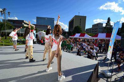 日本一さくらんぼ祭り チェリービートダンスパレード募集