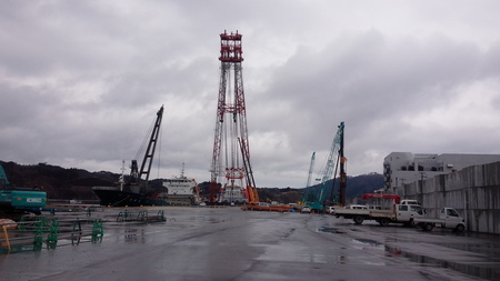 気仙沼 鶴亀橋 プロフェッショナル