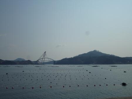 気仙沼 大島架橋