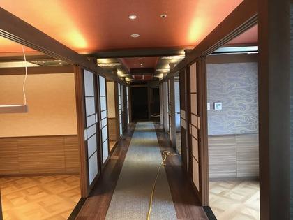 新食事会場「燈花」4月1日オープン!!