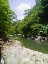 小安峡大墳湯(398号の旅③)