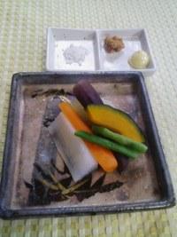 農家レストラン「秋保ベジ太倶楽部」