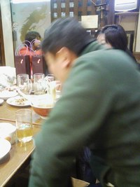 成龍萬寿山で久々の再会