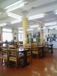 細倉マインパーク内の「かぁちゃんレストラン」