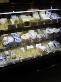 チーズ専門店「オーボンフェルマン」