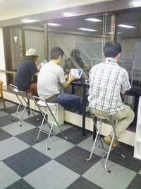 DIYでカウンターテーブル!