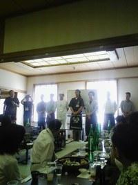 久保本家酒造 夏の宴 純米・燗酒の会