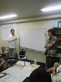 石井力重さんのアイデアワークショップ
