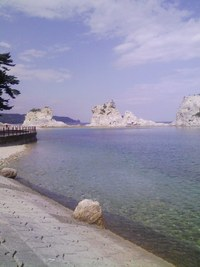 北東北旅行レポ①(浄土ヶ浜~龍泉洞)