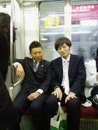 気楽会立ち上げメンバーで東京へ!