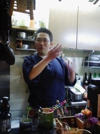 「いずみ橋」×「しん☆」・旬味酒楽会2010