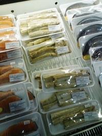 地産地消市場で石巻フェア開催中!